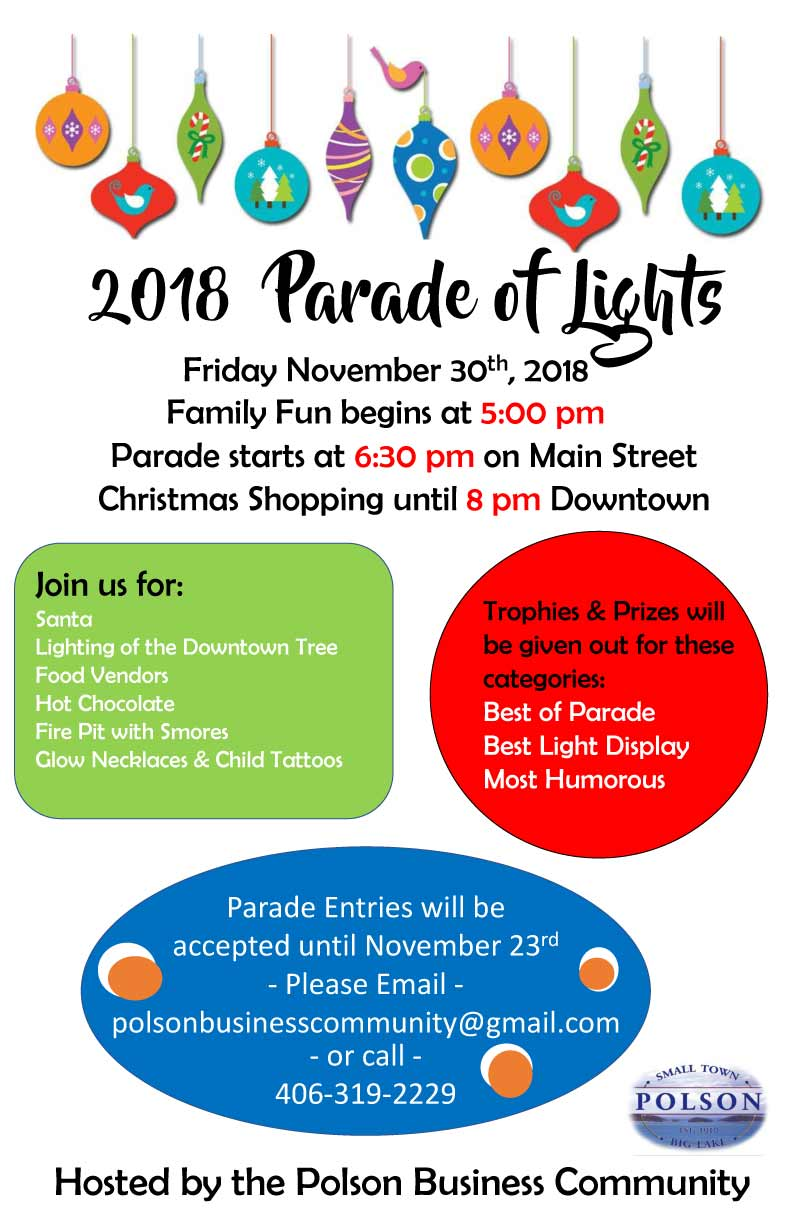 2018 Parade of Lights